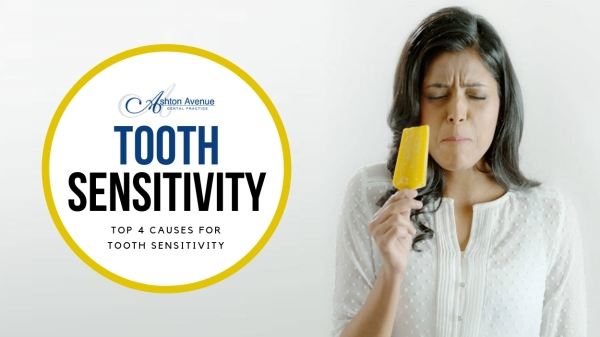 Causes for Tooth Sensitivity